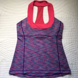 Lululemon Scoop neck Top Wee are from space 8